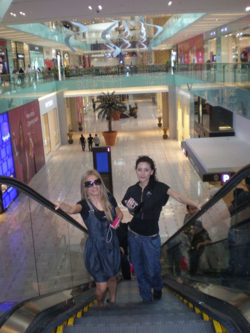 Shoppin in Dubai, Dubai Mall