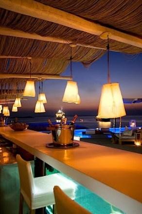 Mykonos luxury 5star hotel Cavo Tagoo in Mykonos town