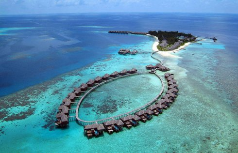 Hithi Maldives luxury Hotel coco Palm Body