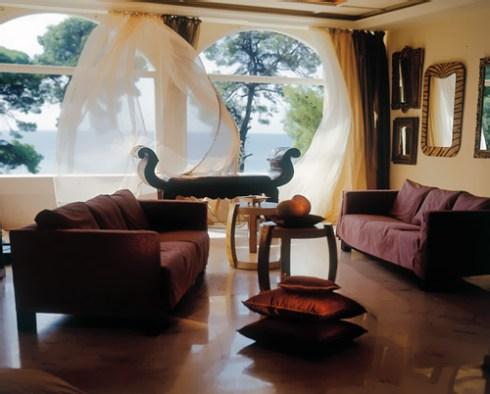Halkidiki Sithonia Beach 5 star hotel Danai suite