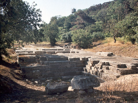 Greece Chalkidiki Kallithea