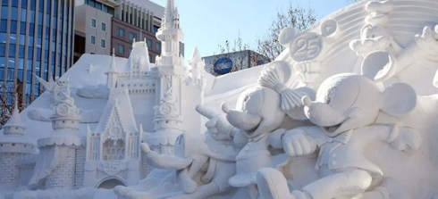 Sapporo_Snow_and_Ice_Festival