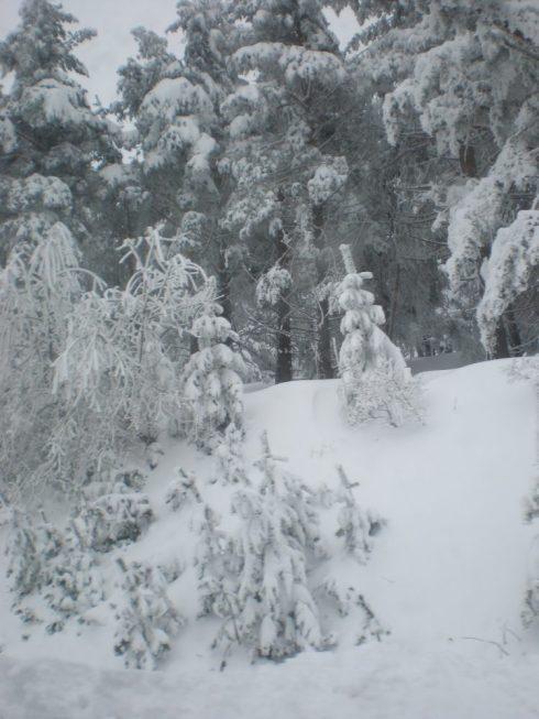 Voras ski Kaimaktsalan, Greece