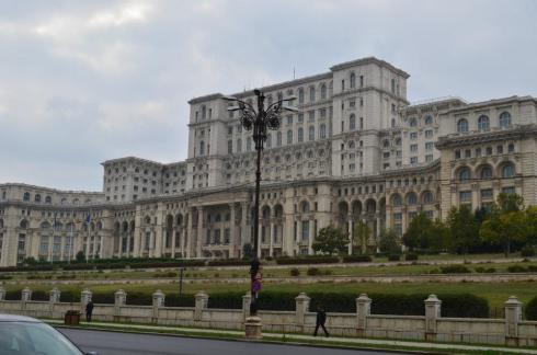 world's second largest administrative building