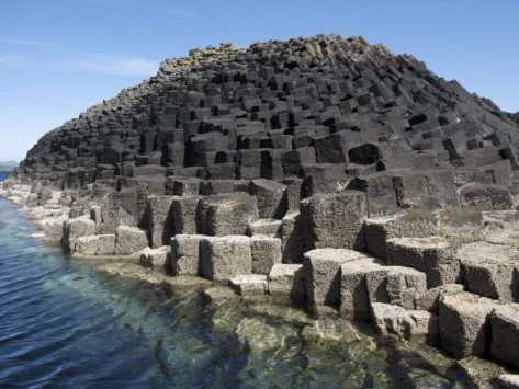 rare and Incredible Natural Phenomena  Rock Island of Staffa