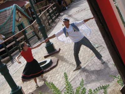 Popeye and Olive Malta
