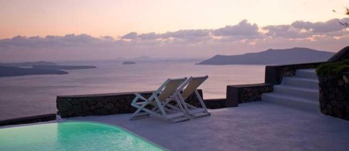 Beautiful villa in Santorini Greece 6