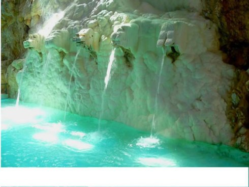 thermal baths in a natural cave, hungary 3