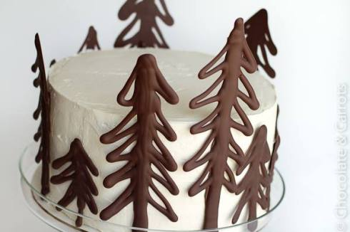 Best recipes for christmas forest cake