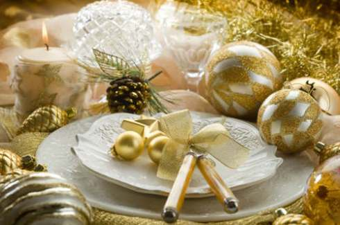 most creative christmas table decor ideas 31