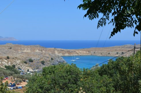 Lindos, best places to visit in Rhodes 7