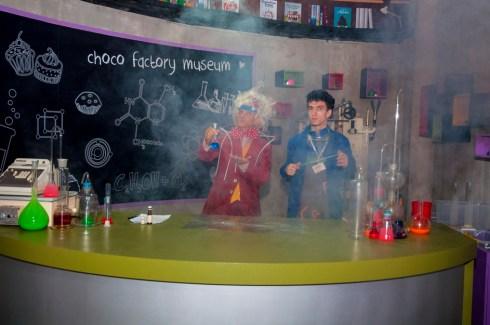 bizarre and weird museums, chocofactory 5