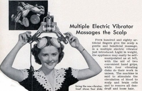 strange inventions from the past, scalp molester