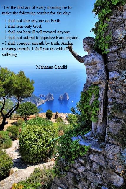 famous quotes of Gandhi 9