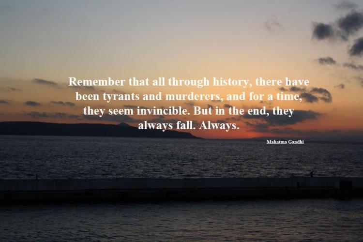 famous quotes of Gandhi 20
