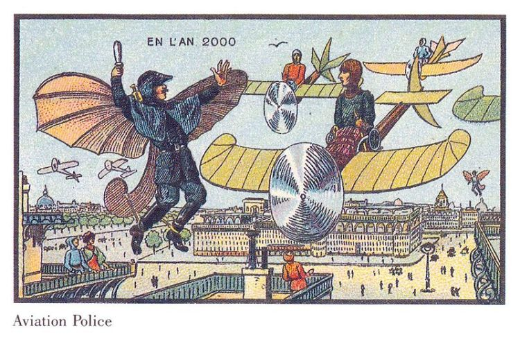 Future Forecasts In 1900, France 11