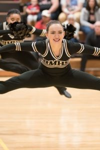 1/13/2018, Damascus High School, Damascus Pompon Invitational, Hornets, Jeffrey Vogt Photography,   MCPS, MoCoDaily, Montgomery County Maryland, Photography by Jeffrey Vogt, Photos by Jeffrey Vogt,   Poms, Varsity Poms, Rockets, Richard Montgomery High School, Division 2