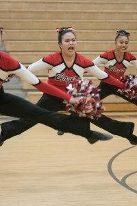 1/20/2018, Division 3, Jaguars, Jeffrey Vogt Photography, MCPS, MoCoDaily, Montgomery County   Maryland, Northwest HS, Northwest HS Poms Invitational 2018, Photography by Jeffrey Vogt, Photos by   Jeffrey Vogt, Poms, Varsity Poms, Montgomery Blair High School, Blazers,