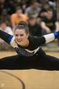 1/20/2018, Division 1, Jaguars, Jeffrey Vogt Photography, MCPS, MoCoDaily, Montgomery County Maryland, Northwest HS, Northwest HS Poms Invitational 2018, Photography by Jeffrey Vogt, Photos by Jeffrey Vogt, Poms, Varsity Poms, Magruder High School, Colonels,