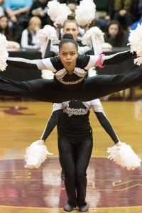 2/03/2018, Division 2, Jeffrey Vogt Photography, MCPS, MoCoDaily, Montgomery County Maryland,   Montgomery Blair HS, Blazers, Montgomery County Poms Championship 2018, Photos by Kyle Hall, Poms,   Varsity Poms, Northwest High School, Jaguars,
