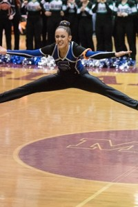2/03/2018, Division 1, Jeffrey Vogt Photography, MCPS, MoCoDaily, Montgomery County Maryland, Montgomery Blair HS, Blazers, Montgomery County Poms Championship 2018, Photos by Kyle Hall, Poms, Varsity Poms, Sherwood High School, Warriors,