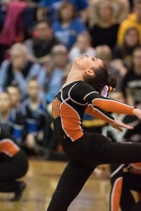 2/03/2018, Division 1, Jeffrey Vogt Photography, MCPS, MoCoDaily, Montgomery County Maryland, Montgomery Blair HS, Blazers, Montgomery County Poms Championship 2018, Photos by Kyle Hall, Poms, Varsity Poms, Rockville High School, Rams,