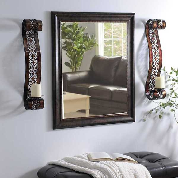 Wall Sconces - Parker Scroll Sconce
