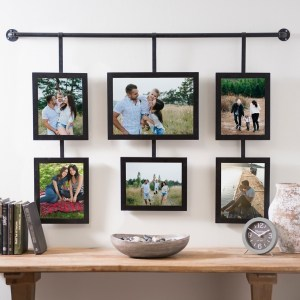 Collage Frames - Easton Hanging Metal Collage Frame