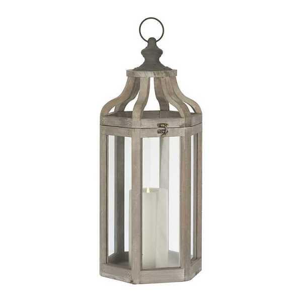 Candle Lanterns - Ryan Gray Wooden Lantern