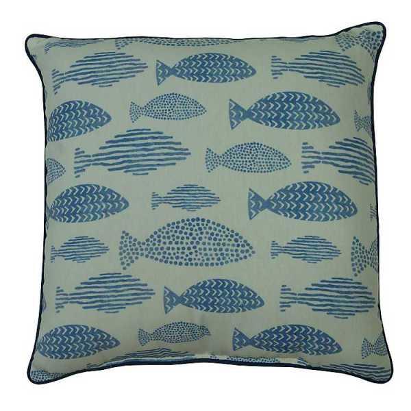 Throw Pillows - Swimming Fish Pillow