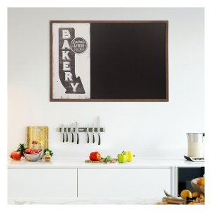 Vintage Bakery Sign Chalkboard Wall Decor