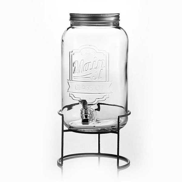 Beverage Dispensers - Main Street Beverage Dispenser with Stand