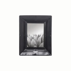 Picture Frames - Black Riveted Metal Picture Frame, 5x7
