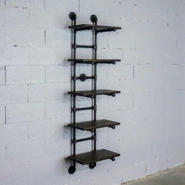 barton-5-tiered-modern-industrial-design-ladder-bookcase1