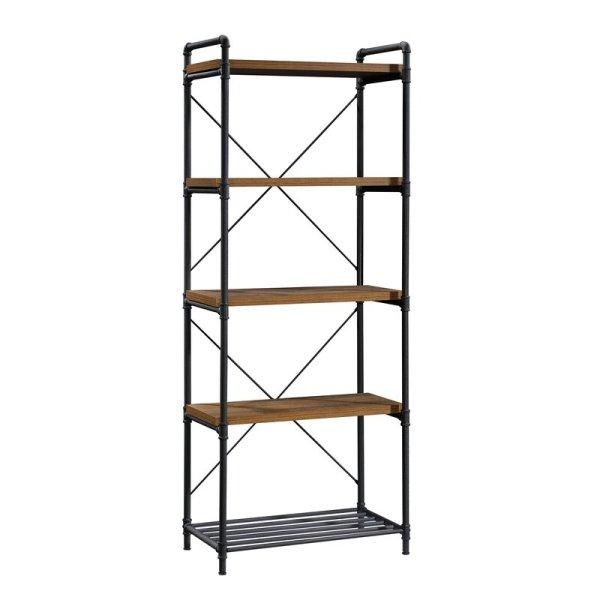 larkin-metal-pipe-frame-combine-1-inch-thick-shelves-standard-bookcase2