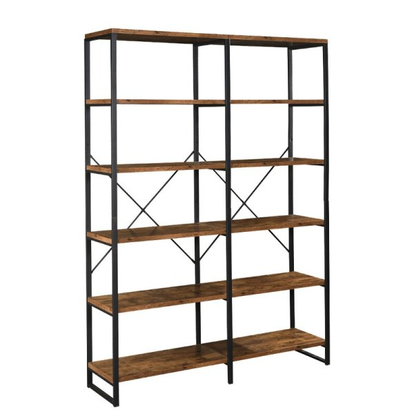 liliana-double-library-bookcase-with-12-open-shelves1
