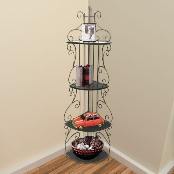 linette-4-tiered-scrollwork-details-with-slatted-back-corner-bookcase