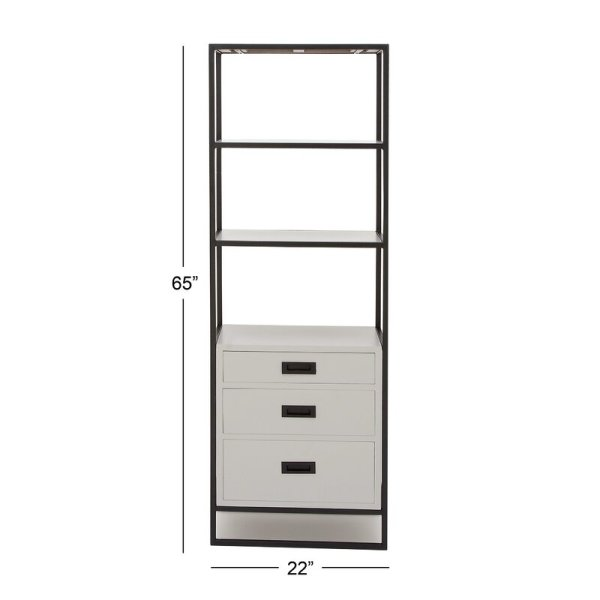paloma-3-shelves-and-built-in-white-filing-cabinet-standard-bookcase3
