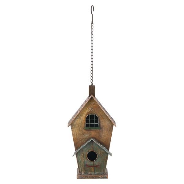 Outdoor Hanging Birdhouses with Window