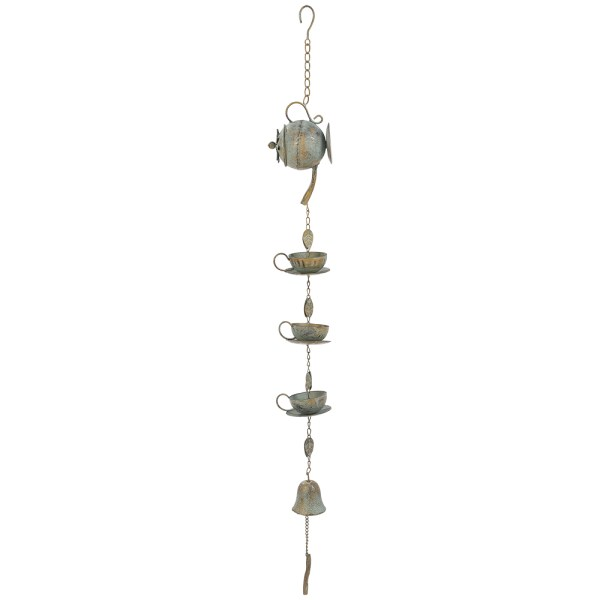 Stainless Steel Rain Chains with a Bell