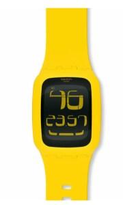 Swatch Touch amarillo