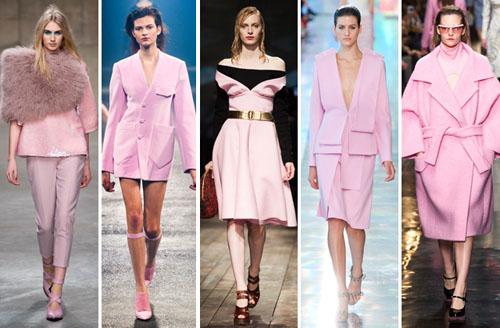 Piensa en rosa