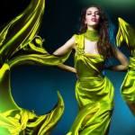 Bu Kışın Moda Rengi Yeşil