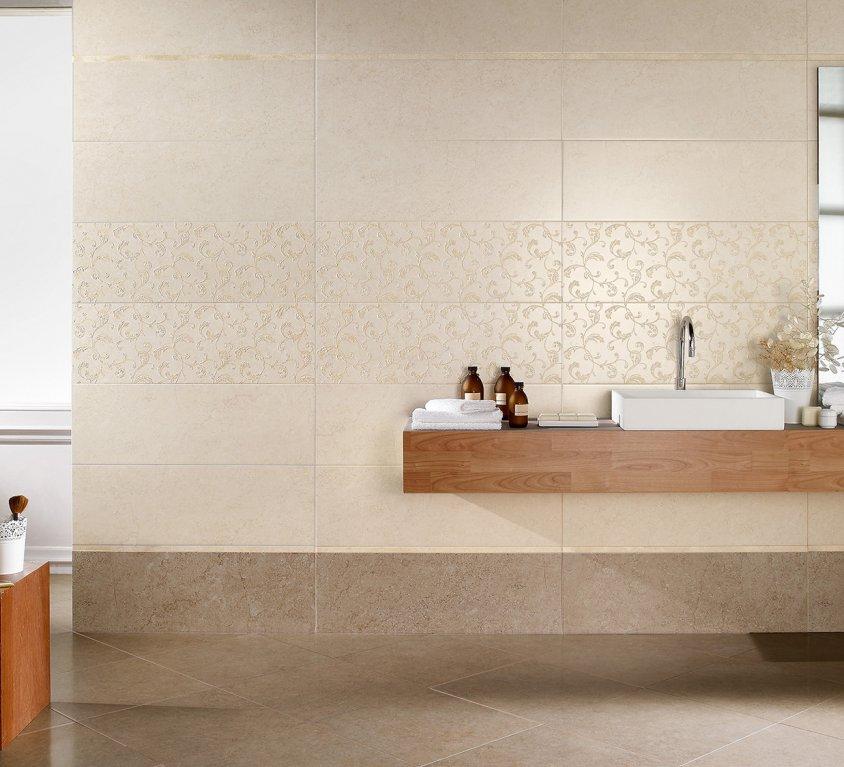 Pavimenti e rivestimenti per il bagno  MODA ceramica