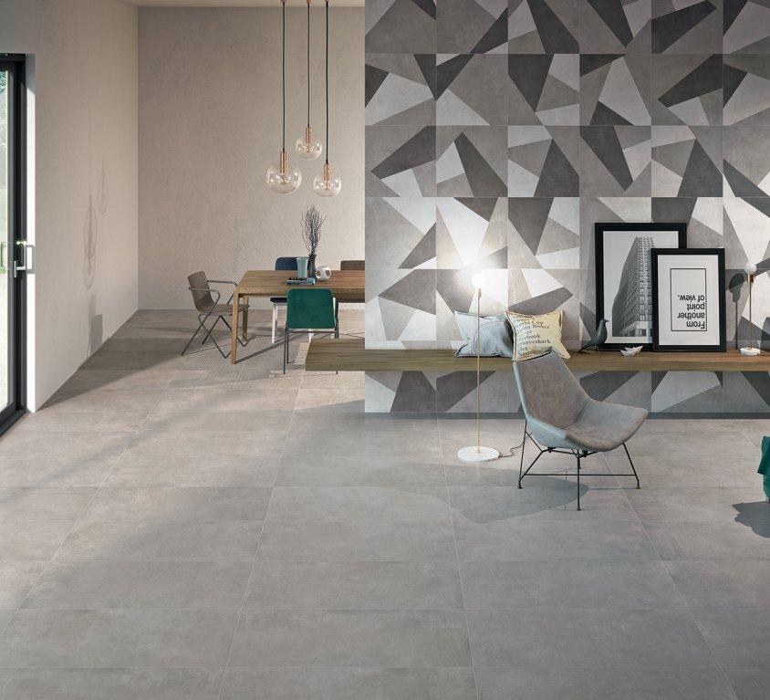 Pavimenti e rivestimenti  Gres porcellanato mosaici e