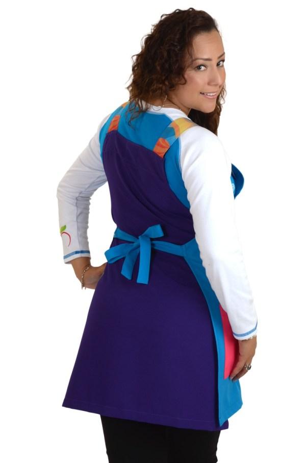 uniformes para educadoras moda claus 2