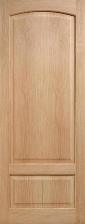 LPD Internal Oak Worthing 2 Panel Solid Door