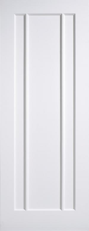 LPD Internal Lincoln 3 Panel White Primed Door