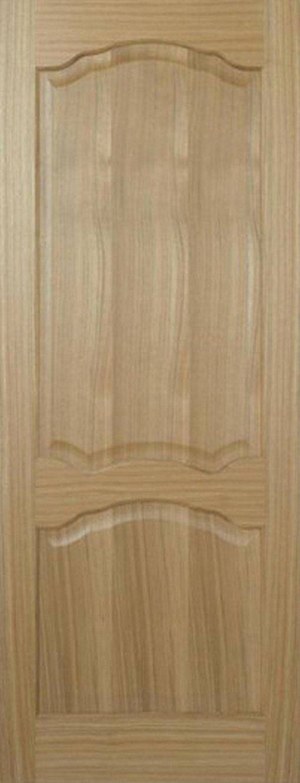 LPD Internal Oak Louis Pre-Finished Non-Raised Mouldings Door