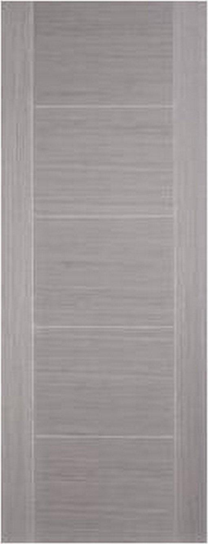 LPD Internal Light Grey Vancouver Solid Fire Door